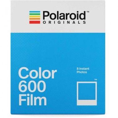 Filme colorido para camera 600
