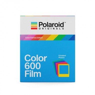Filme colorido para camera 600 Molduras
