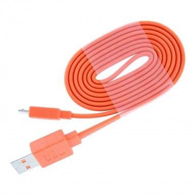 Cabo de carregamento micro USB JBL Laranja