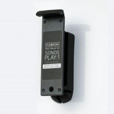 Suporte parede para Sonos Play 1 Preto