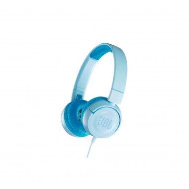 Auscultador de criança JBL JR 300 Azul