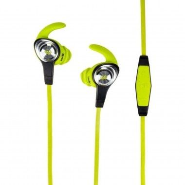 Auricular Monster iSport Intensity verde