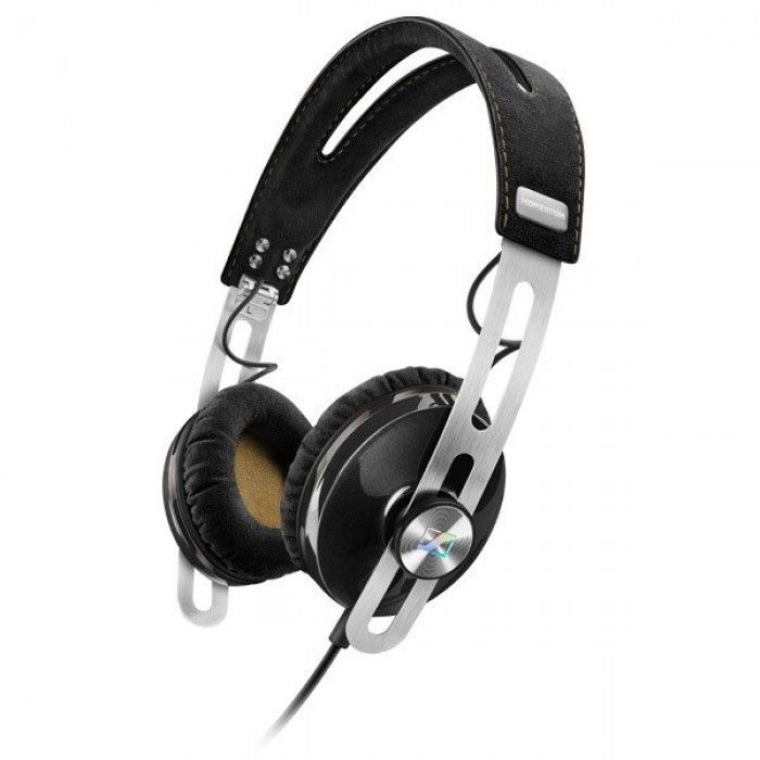 Sennheiser MOMENTUM On-Ear 2 Preto (Apple)