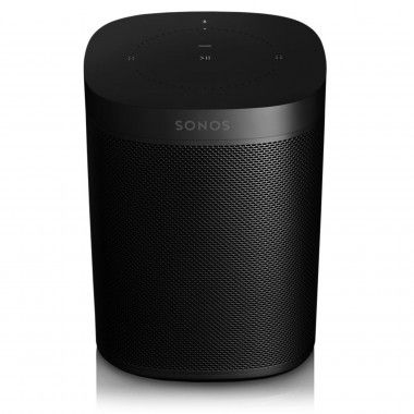 Coluna Wireless Sonos One Preta