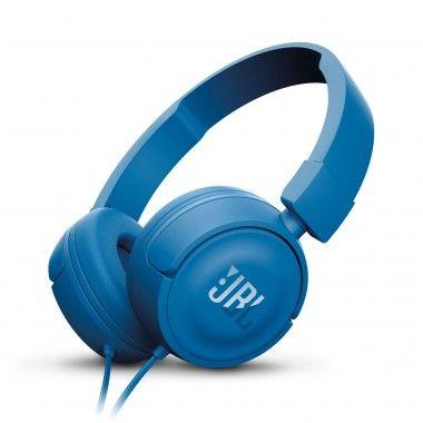 Auscultadores JBL T45 Azul