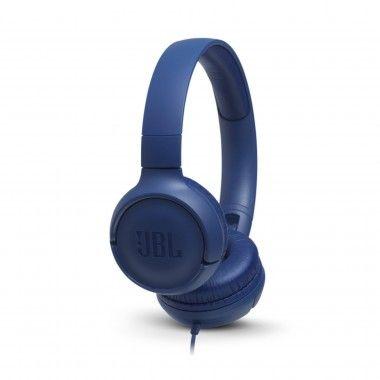 Auscultador com fio JBL Tune 500 Azul