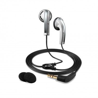 Auricular Sennheiser MX 560 Cinzento
