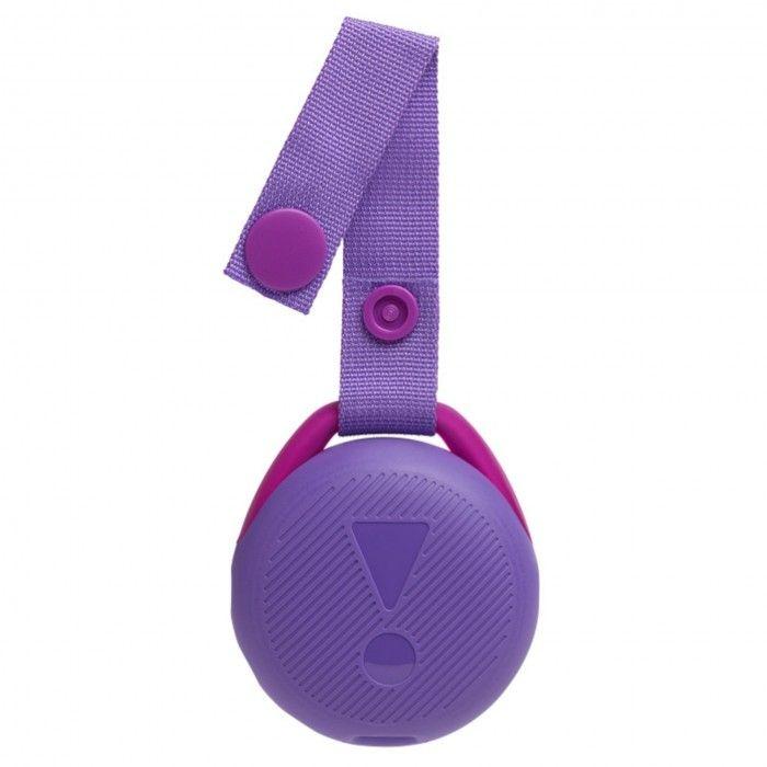 Coluna Bluetooth para crianças JR POP Roxa