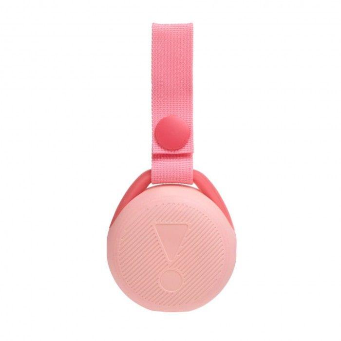 Coluna Bluetooth para crianças JR POP Rosa