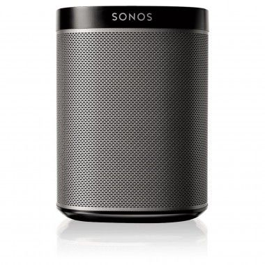 Coluna Wireless Sonos Play 1 Preta