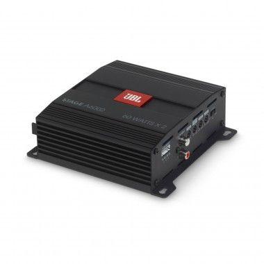 Amplificador auto 2 canais JBL A6002