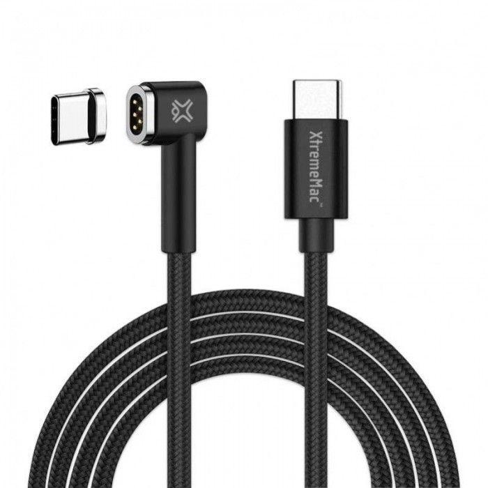 Cabo magnético USB-C para USB-C