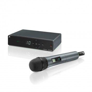 Sistema micro de mão Sennheiser XSW 1-838 (Banda A)