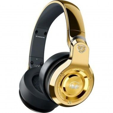 Auscultador DJ Monster 24K