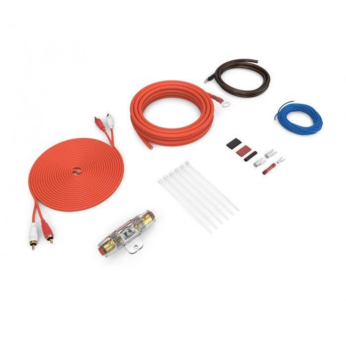 Kit cabos para amplificador