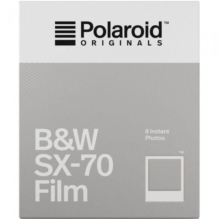 Filme Preto e Branco para camera SX-70
