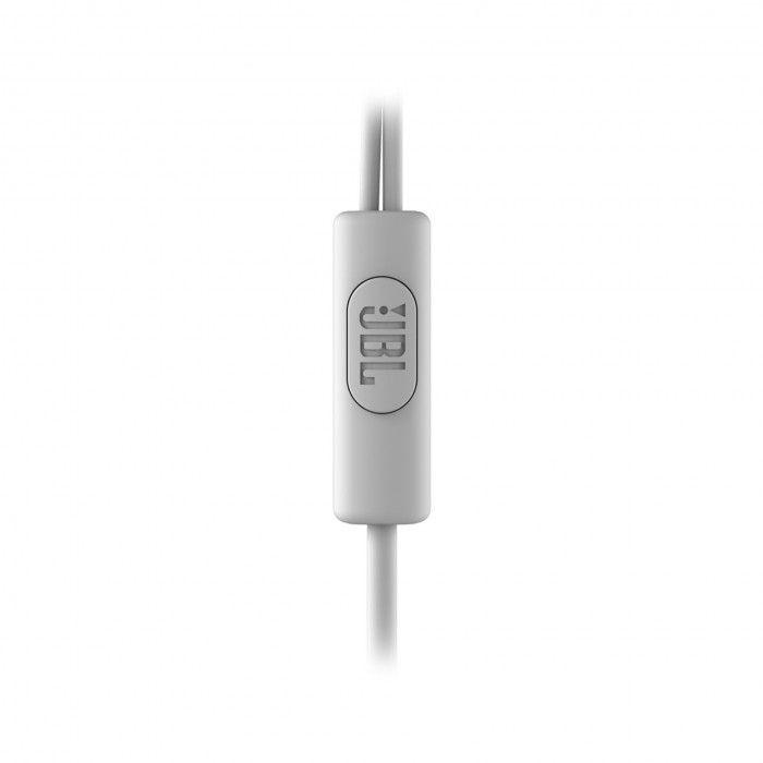 Auriculares JBL C100 SIU Brancos