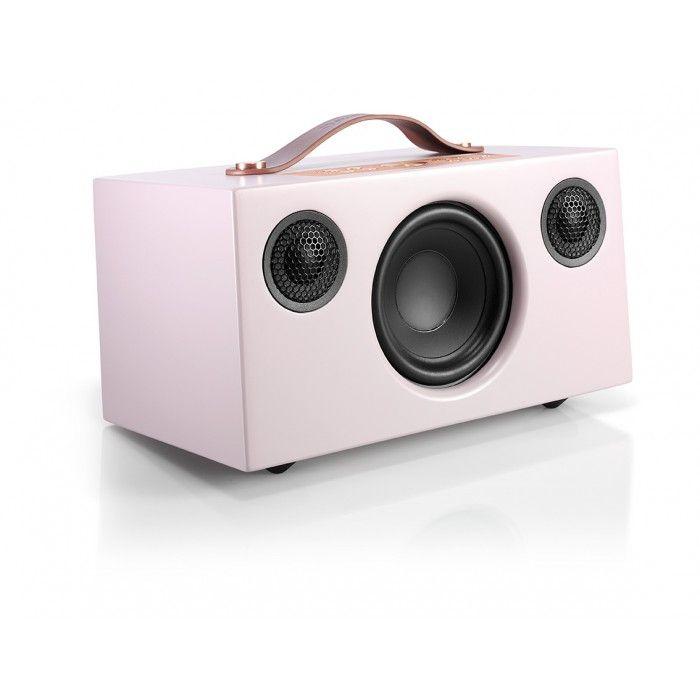 Coluna AudioPro Addon C5 Rosa
