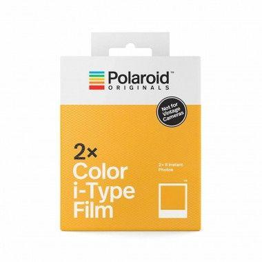 Filme colorido para câmara i-Type duplo (pack 2)