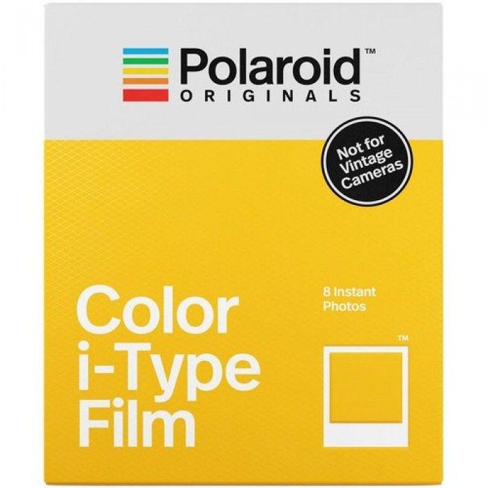 Filme colorido para camera i-Type