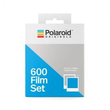 Filme colorido para camera 600 Duplo