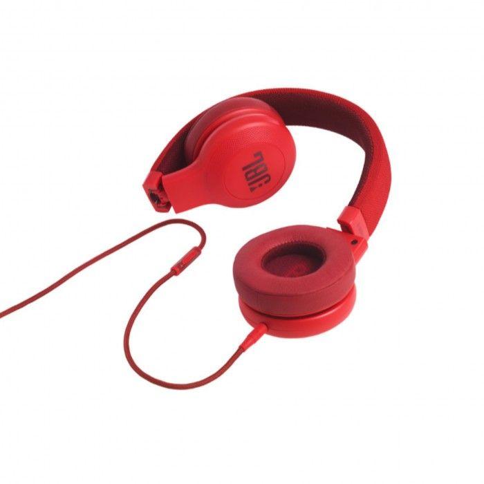 Auscultador JBL E35 Vermelho