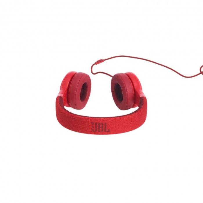 Auriculares JBL E35 Vermelho
