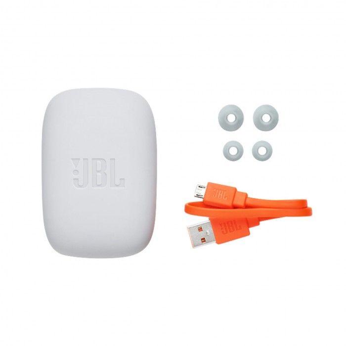Auriculareses bluetooth com MP3 JBL Endurance Dive Preto/Cinze