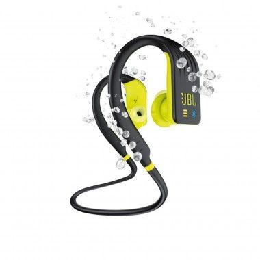 Auriculares bluetooth com MP3 JBL Endurance Dive  Preto/Verd