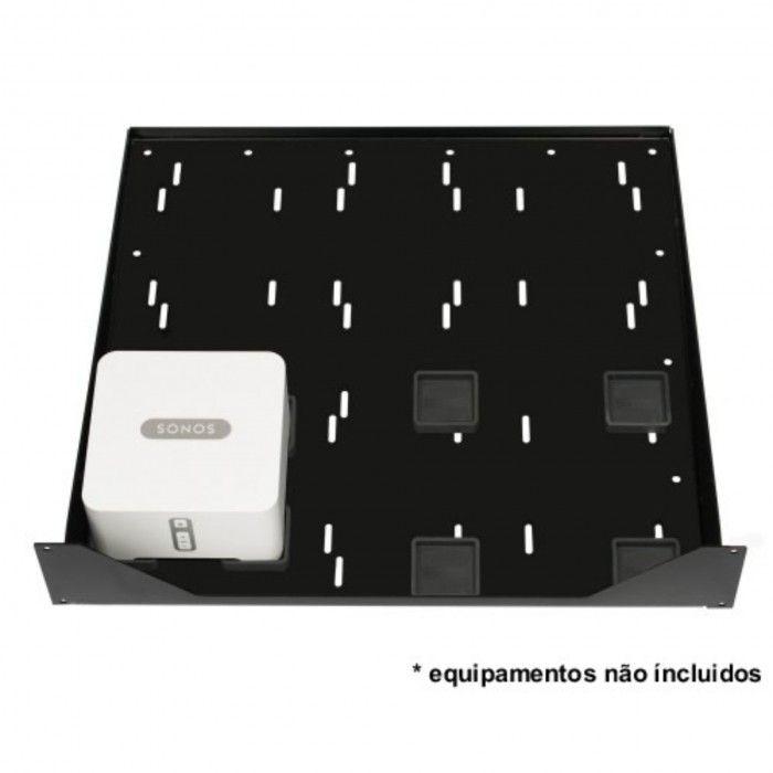 Rack preta para Sonos