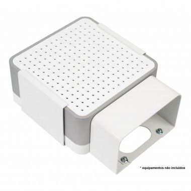 Suporte de parede para Sonos Connect Amp branco