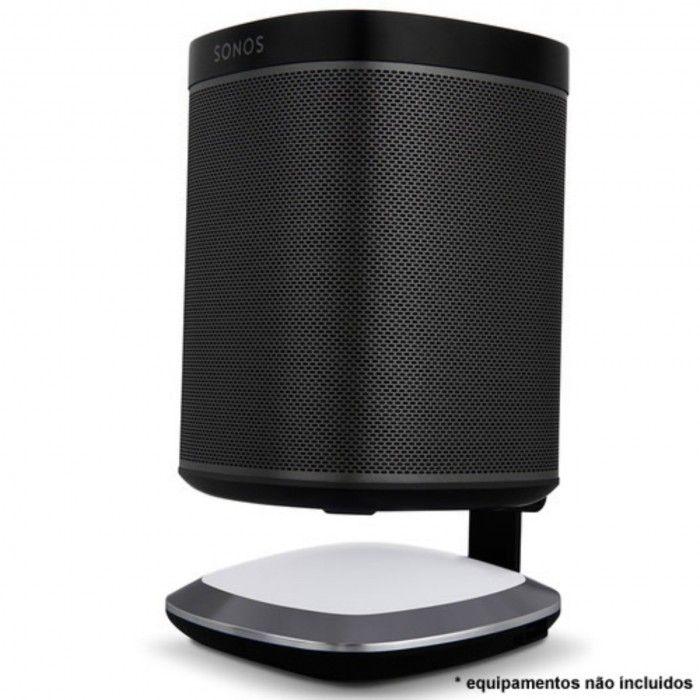 Suporte de mesa para Sonos Play 1 Preto (unidade)