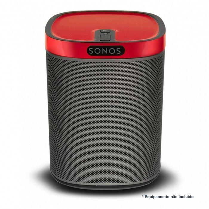 Pelicula vermelha para Sonos Play 1