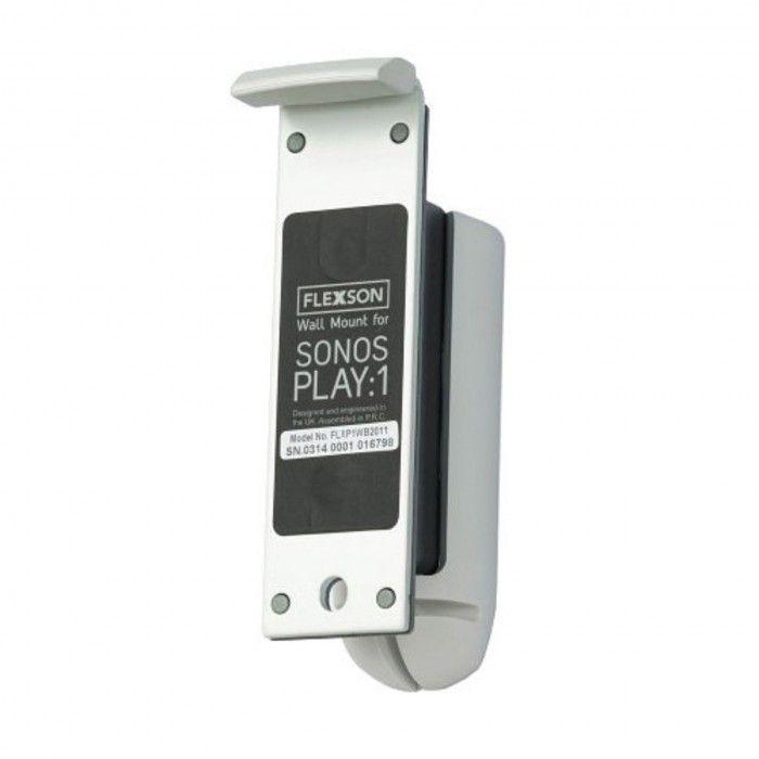 Suporte parede para Sonos Play 1 Branco (unidade)