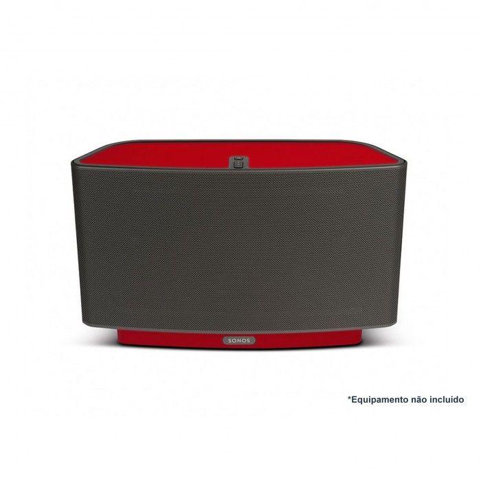 Pelicula vermelha para Sonos Play 5