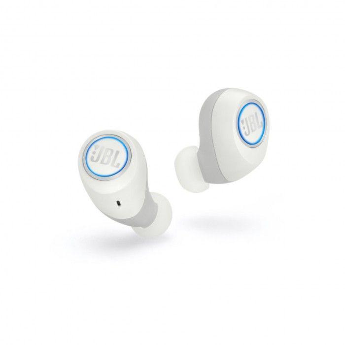 Auricular Bluetooth JBL Free X Branco