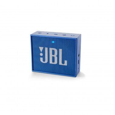 Coluna Bluetooth JBL GO Azul