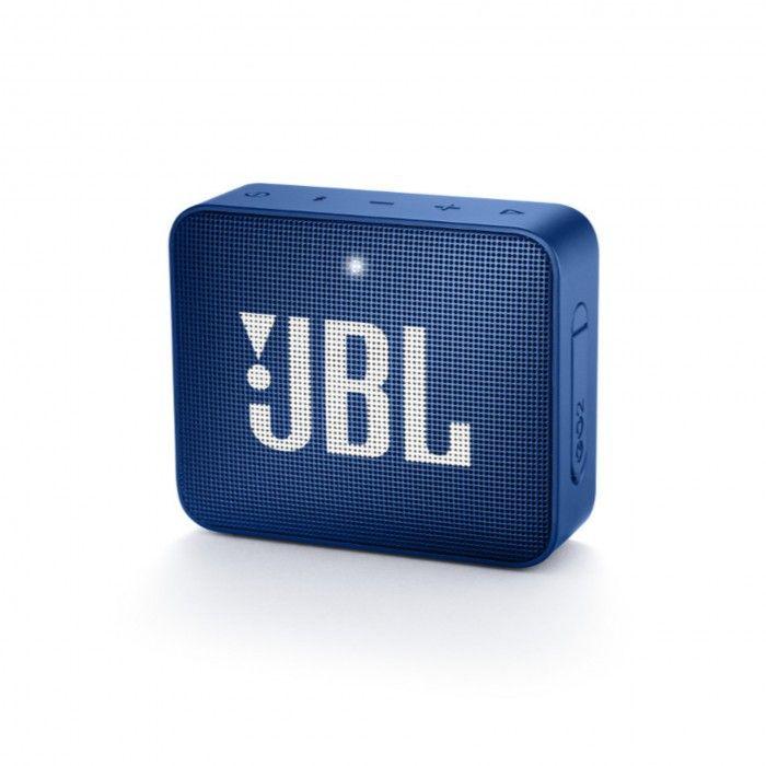 Coluna Bluetooth JBL GO2 Azul