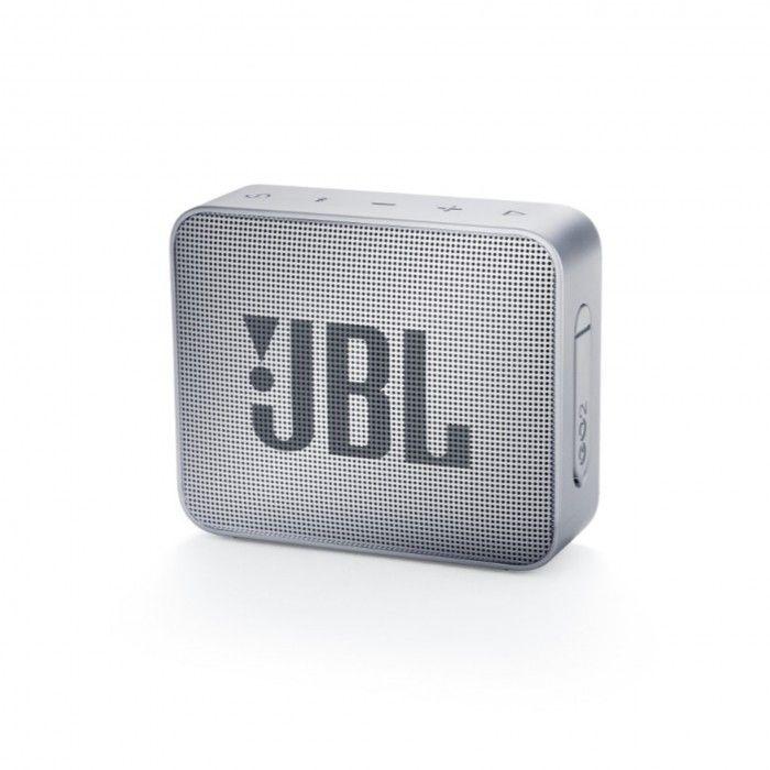Coluna Bluetooth JBL GO2 Cinzenta