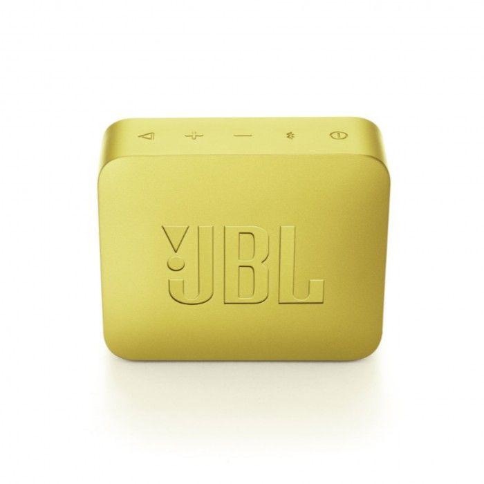 Coluna Bluetooth JBL GO2 Amarela