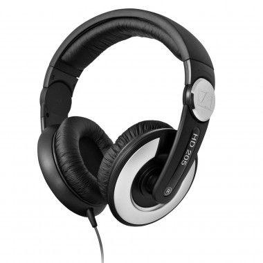 Auriculares DJ Sennheiser HD 205II