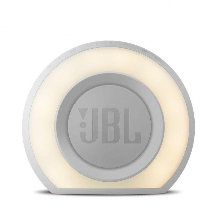 Coluna bluetooth com Rádio e Despertador JBL Horizon Branca