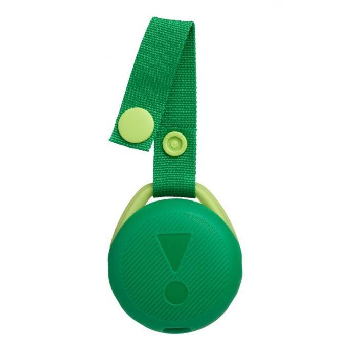Coluna Bluetooth para crianças JR POP Verde