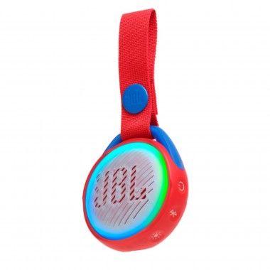 Coluna Bluetooth para crianças JR POP Vermelha