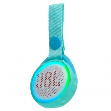 Coluna Bluetooth para crianças JR POP Teal