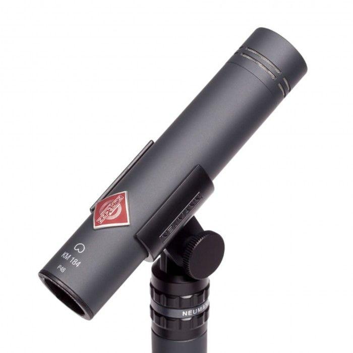 Microfone Set Stereo cardioide Neumann KM 184