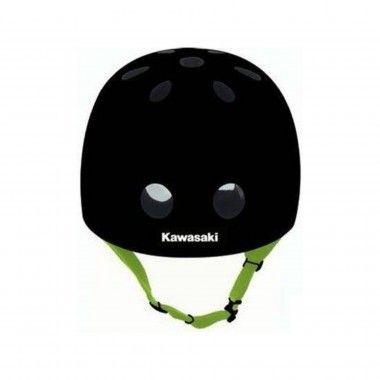Capacete Proteção Kawasaki Preto S/M