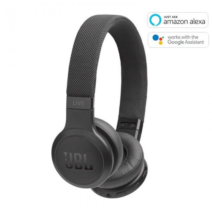Auscultador Bluetooth JBL Live 400