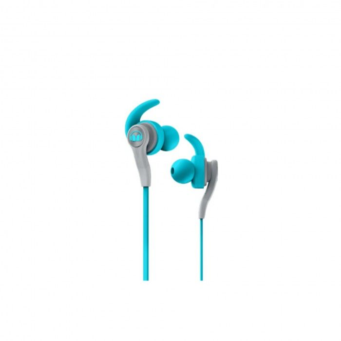 Auricular Monster iSport Compete Azul