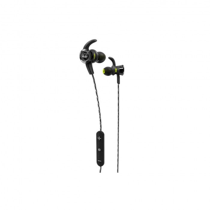 Auriculares bluetooth Monster iSport Victory preto